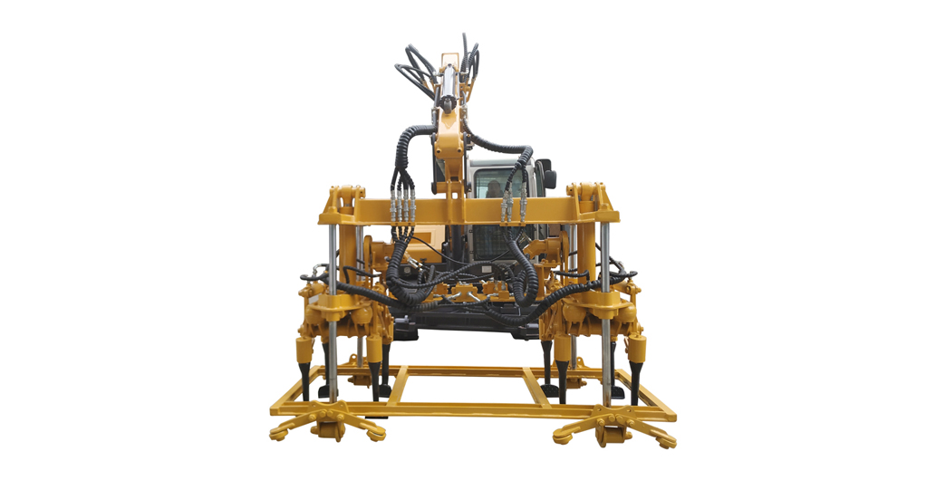 Jing Gong hot sale railway tamping machine